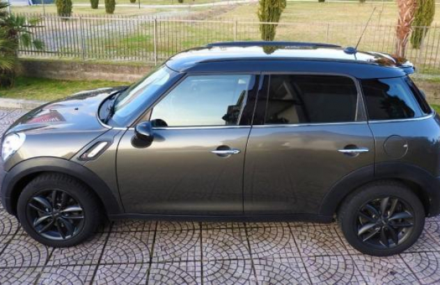 Mini Countryman  Benzina 2012